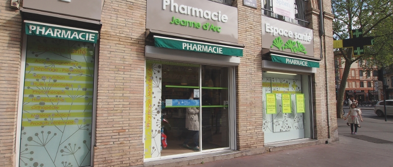 Claude MICHON EVODYS - Agencement de Pharmacie