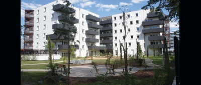 Construction de 343 Logements - TAGERIM - Architecte sur Toulouse