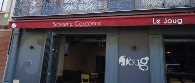 Rénovation du « JOUG, brasserie Gasconne » - Architecte sur Toulouse