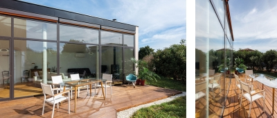 Extension HRT - Architecte sur Toulouse